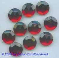 Strasssteine 1 Stück, Ø 16mm  (rubin)