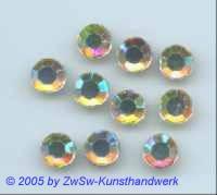 1 Strassstein Ø 8,5mm kristall/irisierend