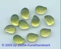 1 Muschelstrassstein olivin/seidenglanz