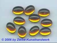 1 Muggel-Stein 8mm x 6mm topas