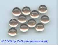 1 Muggel-Stein Ø 8,5mm rosé