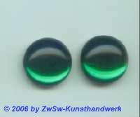 Muggelstein, grün, 1 Stück, Ø 14mm