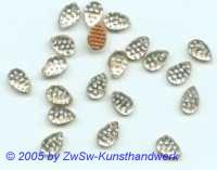 1 Strassstein kleiner Zapfen, 5,5mm x 4mm