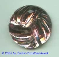 1 Solitärstein in Form eines Knotens, Ø 18mm
