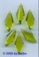 Abschlussstein grün 45mm x 20mm 1 Stück