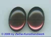 Muggelstein amethyst 1 Stück 25mm x 18mm