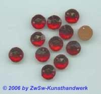 Strassstein 1 Stück, Ø 18mm (rot)