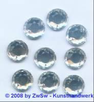 Strassstein 1 Stück, Ø 12mm  (kristall)