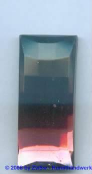Strassstein 1 Stück, 45mm x 20mm (amethyst)