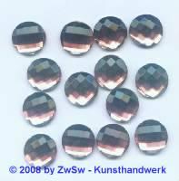 Strassstein 1 Stück amethyst, Ø 12 mm