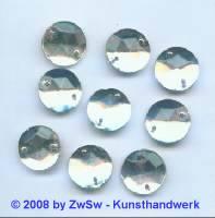 Strassstein 1 Stück, Ø 20mm (kristall)