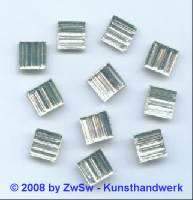 Strassstein 1 Stück, (kristall),  8mm x 8mm