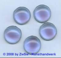 Muggelstein, 1 Stück, Ø 20mm  (hellblau)