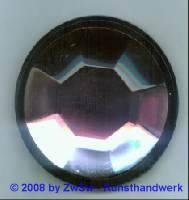 Strassstein 1 Stück, (rosa),  Ø 63mm