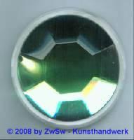Strassstein 1 Stück, (hellgrün),  Ø 63mm
